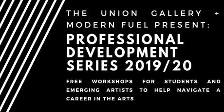 Professional Development: Exhibition Submissions tickets