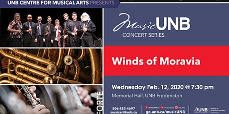 Winds of Moravia tickets