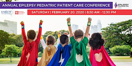 Annual Epilepsy Pediatric Patient Care Conference 2020 tickets
