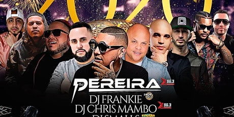 CLUBSOHO 2020 NEW YEARS EVE LIVE WITH DJ PEREIRA X96.3 ALONG SIDE 10+ DJS tickets