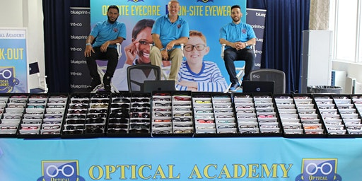 Optical Academy x Hopatcong High School Eyecare & Eyewear Event!