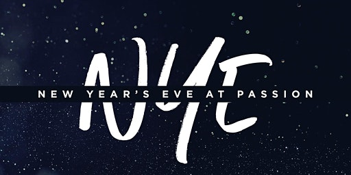 New Years Eve at Passion Church