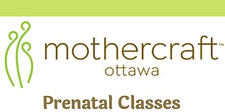 Mothercraft Ottawa: Prenatal Class-December 2020 tickets