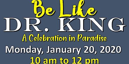 Martin Luther King, Jr. Day Celebration