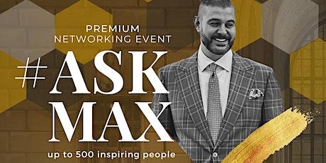 Askmax 2020 Premium Exclusive Event tickets