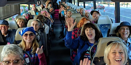 HB Huddle's Bus to OC Women's March 2020 tickets