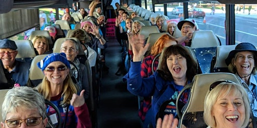 HB Huddle's Bus to OC Women's March 2020