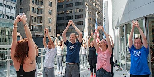 Drunk Yoga® NYC: Thursday Happy Hour