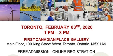 Toronto Blue Collar Job Fair - February 3rd, 2020 tickets