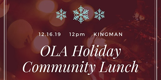 OLA Holiday Lunch