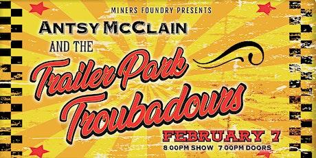 Antsy McClain & The Trailer Park Troubadours tickets