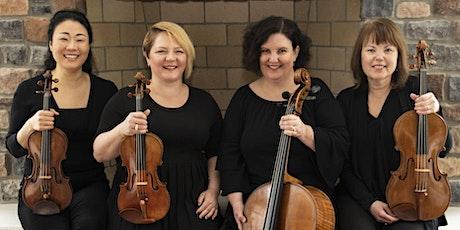 Beginnings - The Fairmount String Quartet at Eastern University tickets