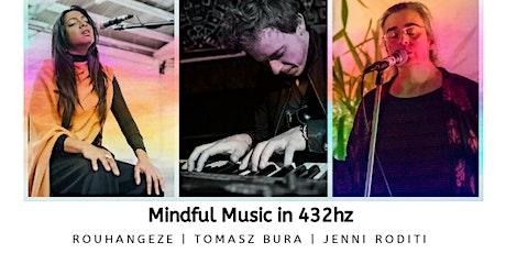 Mindful Music in 432Hz tickets