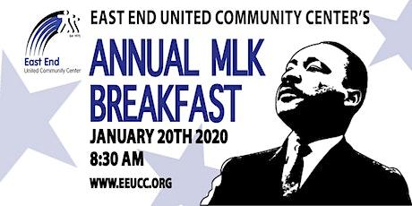 2020 Annual MLK Breakfast tickets