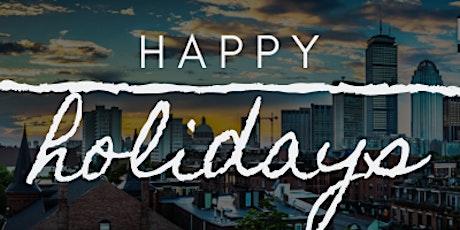 NFBPA Boston Holiday Celebration tickets