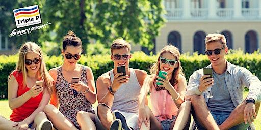 Triple P at Yellow Creek: Managing Screen Time for teens