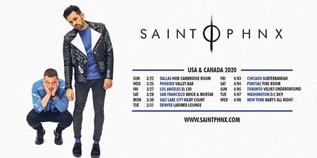Saint PHNX tickets