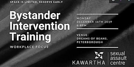 Bystander Intervention Training- Workplace Focus tickets