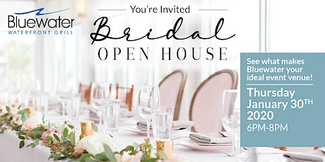 Bridal Open House: A Little More Than Something Blue tickets