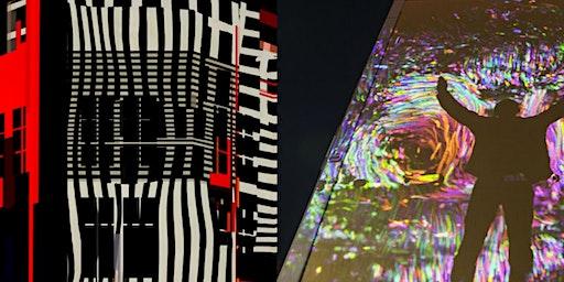 Napa Lighted Art Festival Meet the Artists: mammosONica and David Sullivan