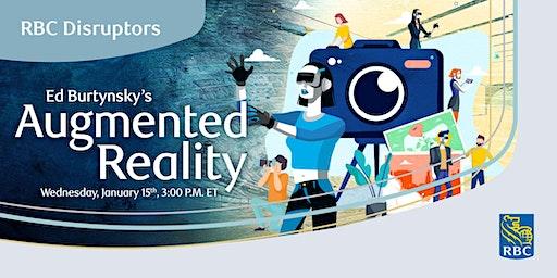 RBC Disruptors: Ed Burtynsky's Augmented Reality
