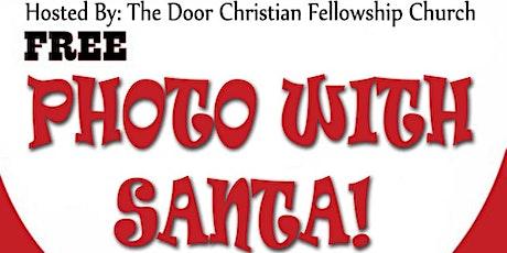 FREE Photo with Santa!! tickets