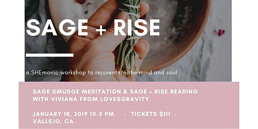 Sage + Rise:  A Retreat to Rejuvenate the Mind and Soul