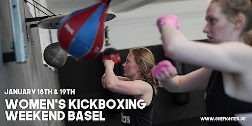 Women's Kickboxing Weekend Workshop Basel