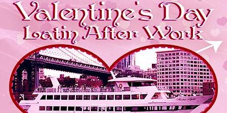 Valentine's Day Latin After Work Dance Cruise tickets