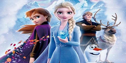 Frozen 2 Puppet Show