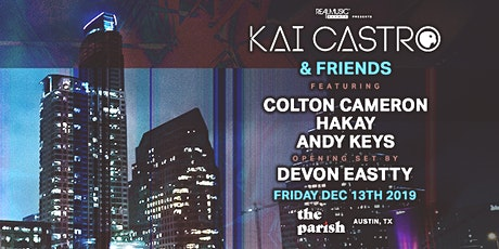 Kai Castro & Friends (Free Show with RSVP) tickets