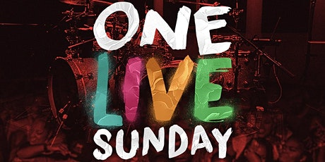 One Live Sunday tickets