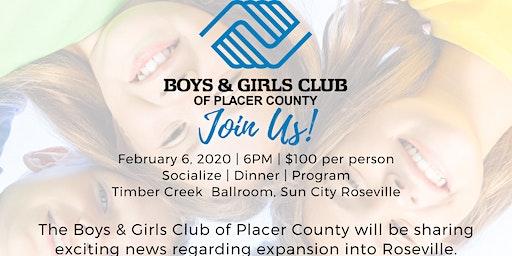 Sun City - Boys & Girls Club Dinner/Reception