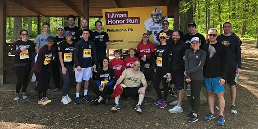 Philadelphia:Tillman Honor Run