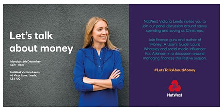 NatWest - Let's Talk About Money tickets