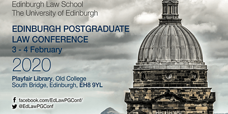 2020 Edinburgh Postgraduate Law Conference tickets