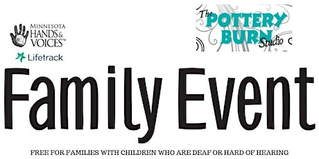 MNH&V Family Fun Night at Pottery Burn Studio tickets
