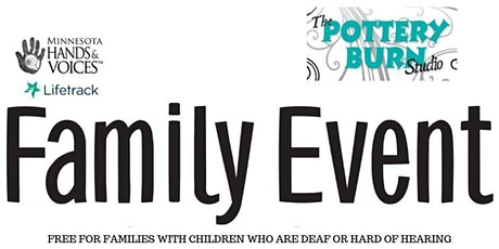 MNH&V NE Region Family Fun Night at Pottery Burn Studio (Superior, WI)! tickets