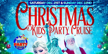 Kids Party Cruise Christmas Edition tickets