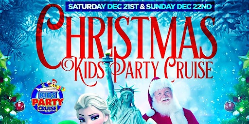 Kids Party Cruise Christmas Edition