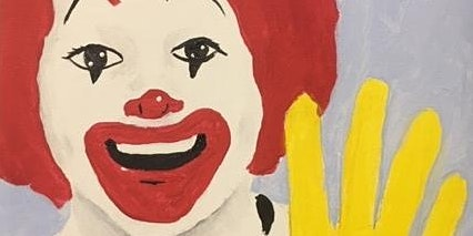 FREE PAINT PARTY FOR KIDS WITH RONALD MCDONALD HOUSE CHARITIES