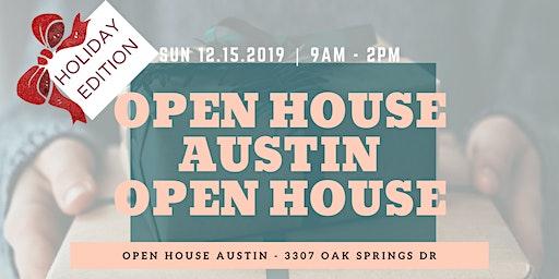 Open House Austin Open House // December 2019