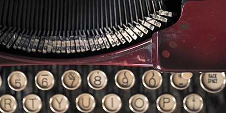 """Typewriter Poetry by """"With Ink"""" tickets"""