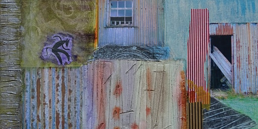 Textural Deconstruction with Susie Paterson