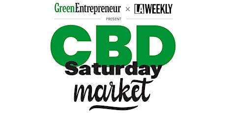 CBD Saturday Market - A New Marketplace Experience tickets