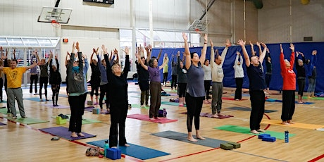 FREE - New Year's Day Yoga Fest tickets