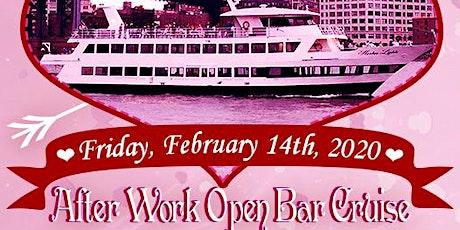 Valentine's Day After Work Open Bar Cruise tickets