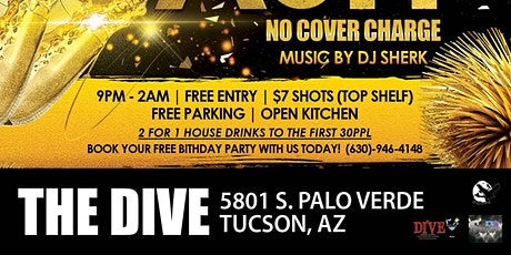 Tucson New Years Bash tickets