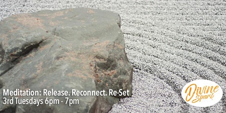 Meditation: Release. Reconnect. Re-set. tickets