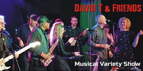 David T & Friends tickets